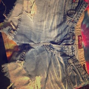 Big Star Vintage Denim shorts